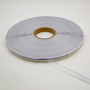 Ruban de scellage de sac rescellable imprimé de marque