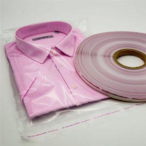 Ruban d'étanchéité pour sac d'OPP pour sacs à vêtements