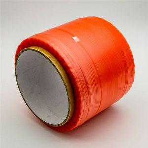 Ruban de scellage de sac refermable pour canette de film rouge
