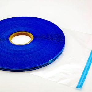 Scellant de ruban de sachet en plastique refermable