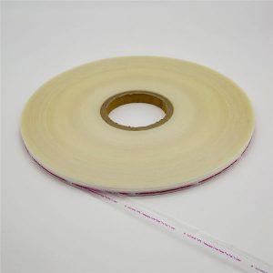 Ruban de scellage de sac refermable de haute qualité